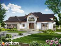 Ett stort hus