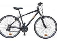 Fekete kerékpár