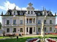 Buchholtz-palota - piękny pałac w Supraślu