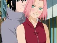 sakura and sasuke - Friendship is beautiful, more beautiful than the Sun, but only when it perseveres to the end