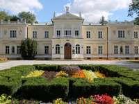 Krasinski palota - Jelenleg az SGGW székhelye Ursynów