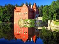 Замък в Чехия