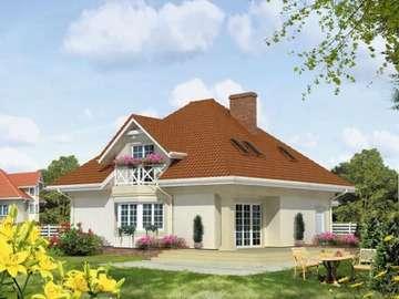 Eine tolle Villa - Duży dom na sprzedaż