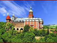 Zamek Książ - Perła architektury na dolnym śląsku