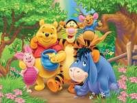 Eeyore - Eeyore și Prieteni