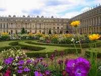 Uitzicht op Versailles