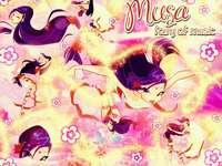 Winx Club Musa - Winx Club Musa Transformation Harmonix