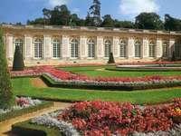 Versailles trädgårdar