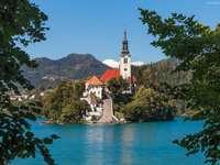 Sloveniens landskap