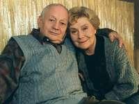 Barbara Mostowiak en Lucjan
