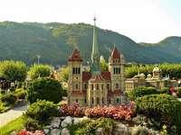Lugano i Schweiz