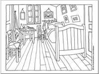 Kamera van Gogh - La Kamera von Van Gogh