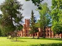 Kevésbé ismert lengyel paloták - Pałac w Sorkwitach