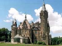 Château de Moszna - Spróbuj ułożyć zamek.
