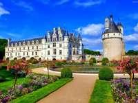Palats i Frankrike