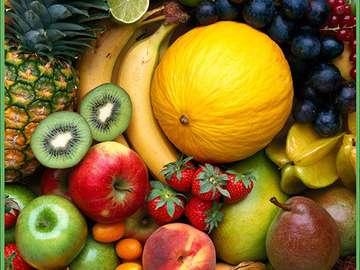 leckeres Obst.