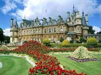 El asiento de los reyes - Palacio de Buckingham en Inglaterra