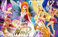 Winx Club - Winx Club Enchantix 3D