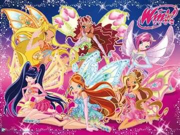 Winx Club - Winx Club Transformacja Enchantix