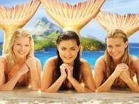 H2o Απλά ρίξτε - H2o. Μια σταγόνα: Cleo Sertori, Rikki Chadwick και Bella Hartley