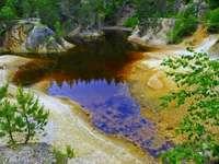 lac din Silezia Inferioară
