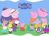 Peppa Pig - Świnka Peppa und przyjaciele