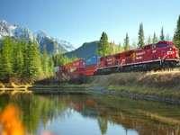 Kanadensiskt landskap