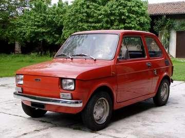 Fiat 126p - Fiat 126p. Polskie ferrari.