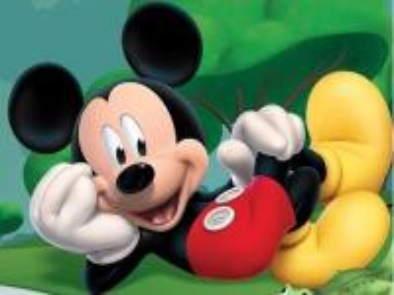 myszkamiki2 - puzzels voor 3-jarige kinderen