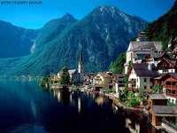 Планински град