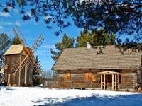 L'hiver en Podlasie