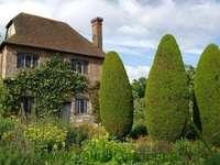 Engelska landsbygdslandskap