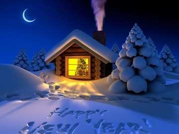 Честита нова година - Честита Нова Година!