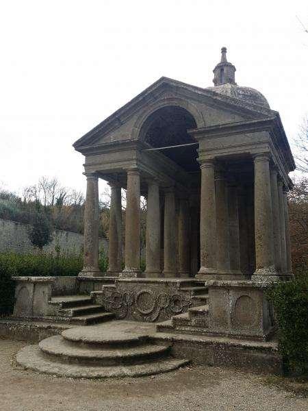Italien - Bomarzo - Italia - Bomarzo; Parco dei Mostri - Sacro Bosco 1552