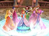Winx Club - Winx Club: 3D Magic Adventure