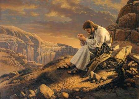 Jesus i öknen - Jesus i öknen. Tidig barndoms utbildning (5×5)