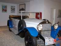 αυτοκίνητο - αυτοκίνητο σε ένα μουσείο στη Σλοβακία