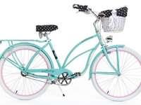 damesfiets - Ik heb een mooie fiets gekocht