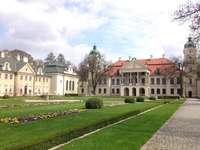 Palatul din Kozłówka