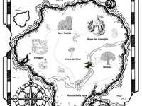 mappa della giungla