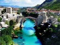 Kroatië landschap
