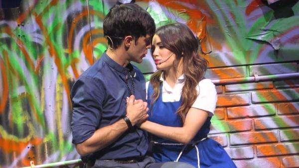 Esperanza Mia - Mijn hoop - Lali Esposito - Julia Albarracin y Mariano Martinez - Tomas Ortiz (5×5)