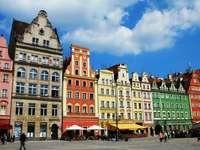 appartamenti a Wroclaw