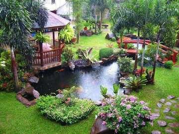 Garten der Traeume - W TAKIM OGODZIE MOŻNA ODPOCZĄĆ