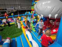 Attractions for Children's Day - It is worth organizing some attractions for Children's Day