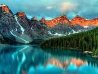 D'une série de paysages - Ja to bym tą rzeką kajakiem popłynęła