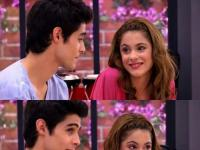 Tomas and Violetta - Tomas was Violetta's first love. Their story begins when the boy saves her from falling down th