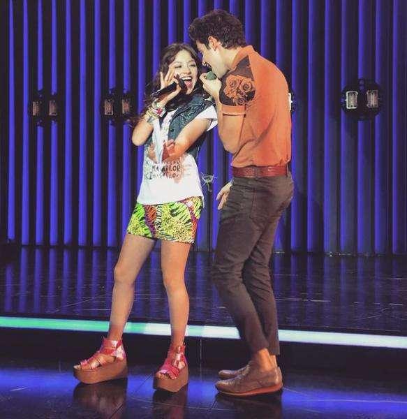 Luna y Matteo = Lutteo