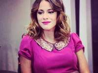 Violetta Castillo - Violetta Castillo (Martina Stoessel) - Violetta is a very talented teenager, growing up under the wa