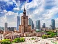 mojepuzle - Varsói kirakós darabok